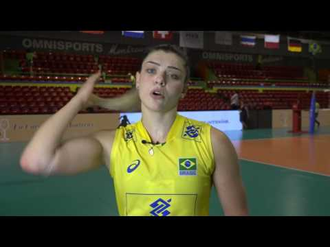 Day 5: Interview with Brazil's Rosamaria Montibeller (português)