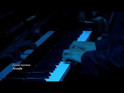 Duncan Laurence - Arcade - LIVE Ilse DeLange in Het Concertgebouw