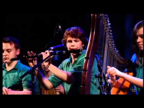 St Rochs Ceili Band live at the MG ALBA Scots Trad Music Awards 2008