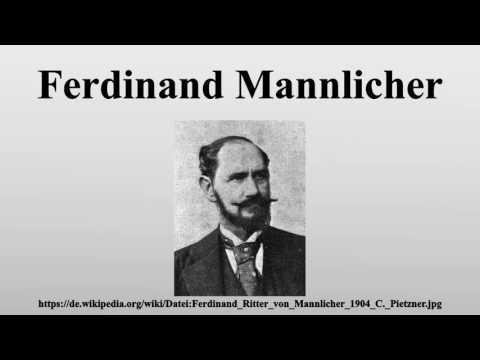 Ferdinand Mannlicher