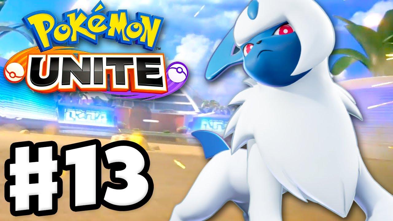 Absolutely Winning with Absol! - Pokemon Unite - Gameplay Walkthrough Part 13 (Nintendo Switch)