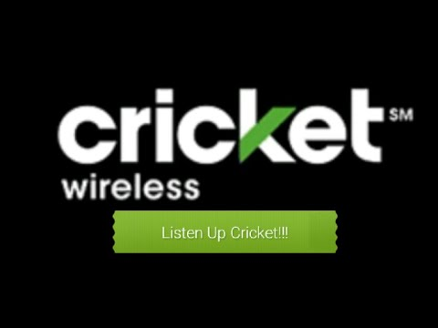 Cricket Wireless Review After 1 Week..(Delayed Video)