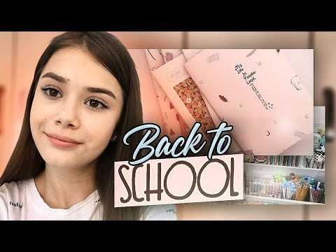 BACK TO SCHOOL:ОДЕЖДА И КАНЦЕЛЯРИЯ К ШКОЛЕ
