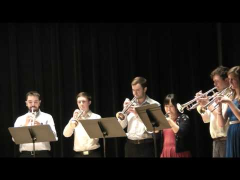 Final recital piece at New England Conservatory 
