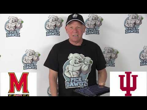 Indiana vs Maryland 1/26/20 Free College Basketball Pick and Prediction CBB Betting Tips