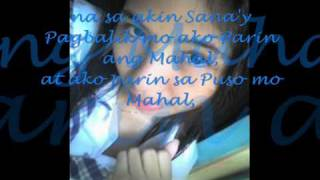 Repeat youtube video Pangako Sayo - Madd Rhyme