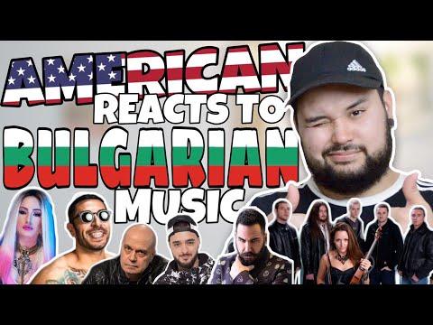 American REACTS  Bulgarian