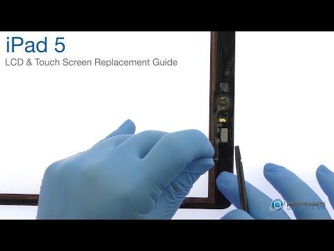IPad 5 LCD & Touch Screen Replacement Guide - RepairsUniverse