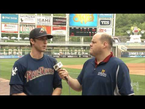 On the Tracks Interview with Bryan Mitchell