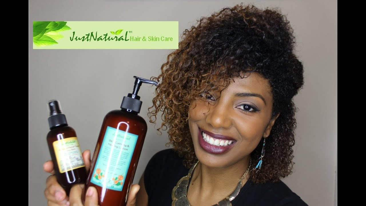 Just Natural New Growth Hair Treatment
