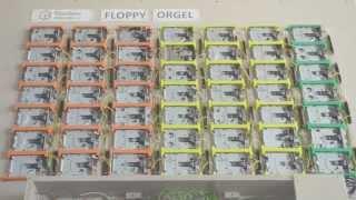 Die Floppy-Disk Orgel!  - Toolbox-Bodensee e.V.