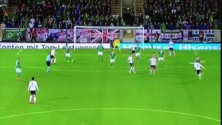 Amazing Goal Sebastian Rudy/ North Ireland vs Germany 0 - 1 Nordirland vs Deutschland