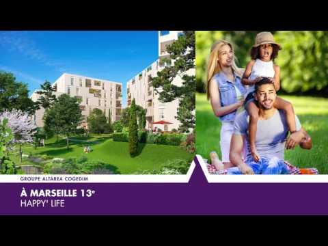 Investir à Marseille (13) - Happy Life