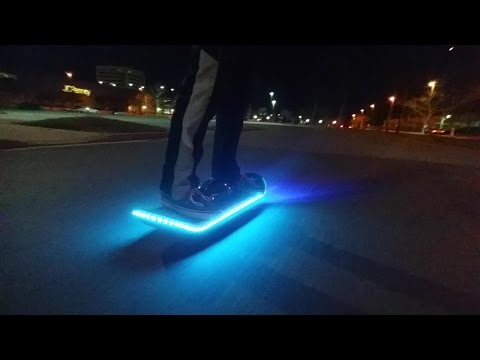NEW 2016 LED Hoverboard (One Wheel Hoverboard)