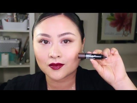 93e4e044204 Maybelline Brow Pomade Crayon Review - YouTube