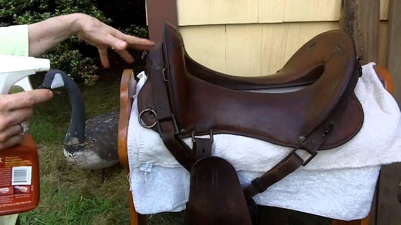 The Yard Sale Show Barn Finds  WWI McClellan Saddle