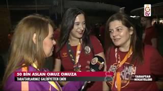 Taraftar Hikayeleri | Galatasaray - Sivasspor (28 Ağustos 2017)