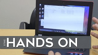 Lenovo Ideapad 100S: Hands-on Overview