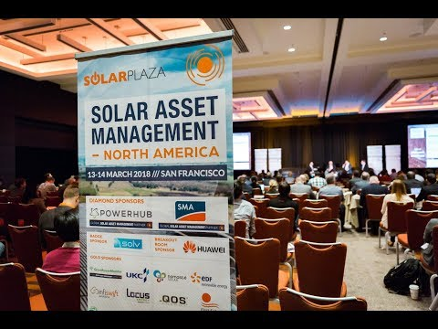 Solar Asset Management North America 2018 - Post-Event Video