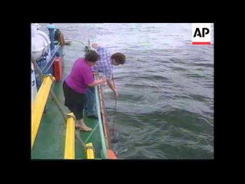 UKRAINE: ODESSA: BEACHES CLOSED TO COMBAT SPREAD OF CHOLERA