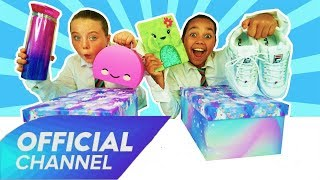 Tiana's Toy Andme -back To School Switch Up Challenge!!!