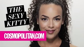 Date Night Makeup Tutorial: The Sexy Kitty | Cosmopolitan
