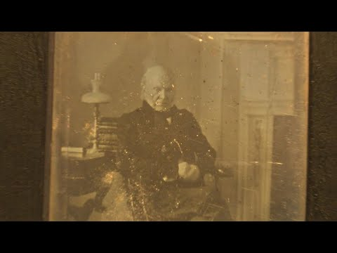 Oldest surviving photo of a U.S. president goes to auction