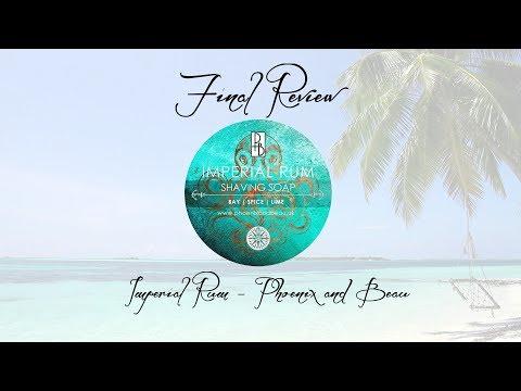 Final Review - Phoenix & Beau Imperial Rum