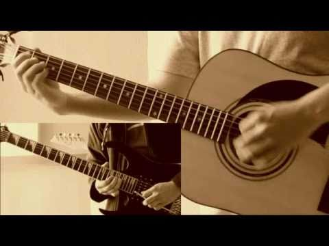 Virtual Beatles While My Guitar Gently Weeps Lesson Cover Youtube