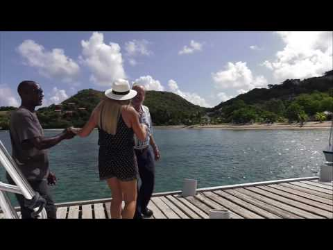 Oualie Beach Resort Nevis featured on Travel Time HD 1080p