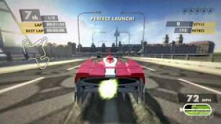 Need for Speed Nitro Nintendo Wii - Class A