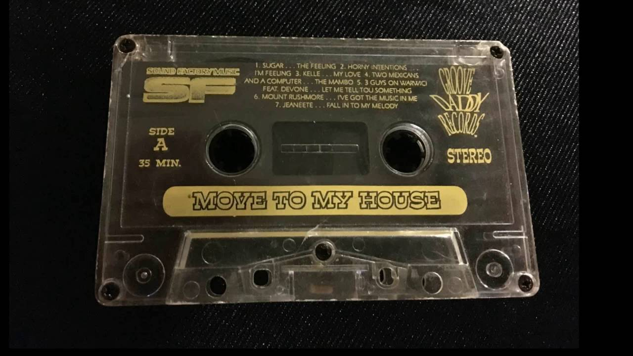 Move to my house mid 90 39 s house music 1995 youtube for House music 1995