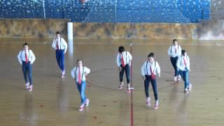 Live in colour (Exhibición de baile del gimnasio The Masters) [Artunduaga 21.6.15]