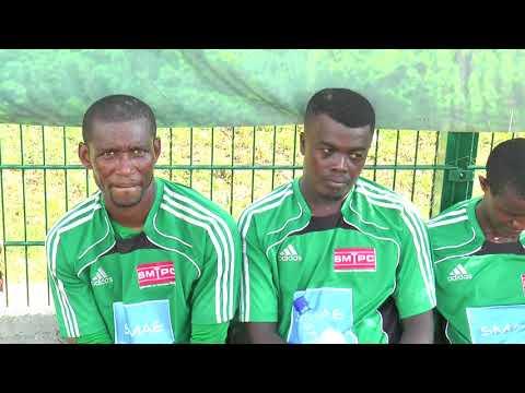 Finale Coupe De Mayotte 2015