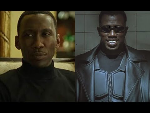 MCU Blade Reboot with Mahershala Ali