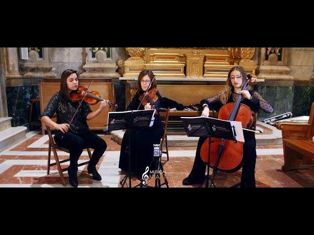 Trio Cuerda | Dona Nobis Pacem | ✅ Nuestra Señora de la Fuensanta | Boda religiosa
