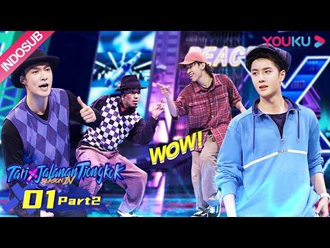 Download [INDO SUB] Tari Jalanan Tiongkok S4 (Street Dance of China S4)   EP01 Part 2   YOUKU