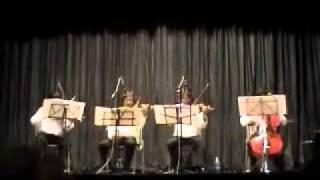Violin Brothers:Tagore quintet [Akash Bhora Shurjo tara]