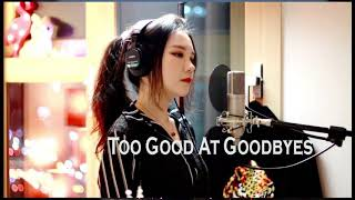 Sam Smith - Too Good At Goodbyes (  by J.Fla )