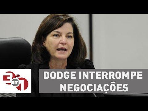 Dodge Interrompe Negociações De Delações Sob Investigação Do Vazamento
