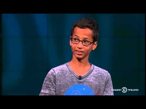"""Ahmed says he """"Builds"""" CPU's and """"Solders"""" them"""