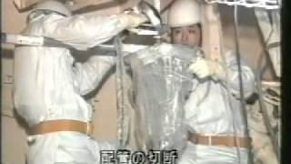 原子炉の解体(原子力船むつ)