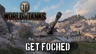 World of Tanks - Get Foched