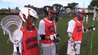 Middle School Lacrosse - BENJAMIN BUCCANEERS vs. THE KING'S ACADEMY LIONS - 3/8/18