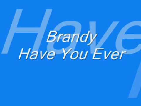 Brandy - Have You Ever (Instrumental)