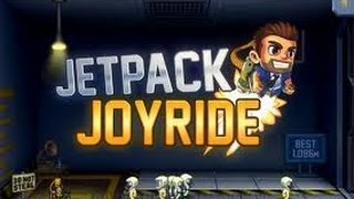Jetpack Joyride - PC Gameplay - Part 1