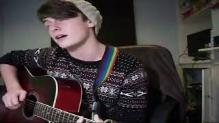 Miley Cyrus - Wrecking Ball - Acoustic Cover- Andy Fowler