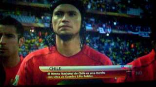 chile vs honduras south africa world cup 2010