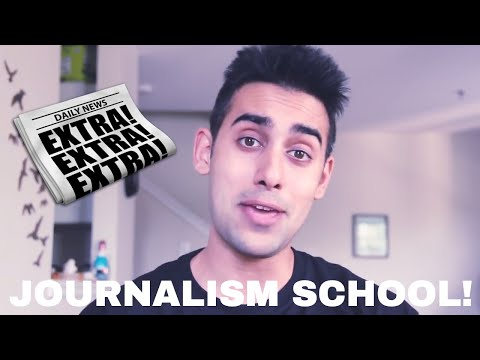 What is Journalism School Like?