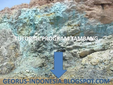 Tutorial Autocad Geological Mapping and Drilling
